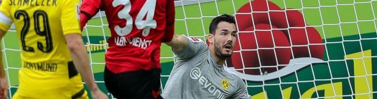 Pronósticos Dortmund vs SC Freiburg - 29/02/2020