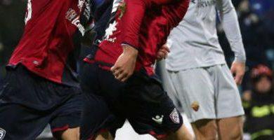 Cagliari Roma Pronostico 01/03/2020 10