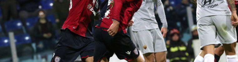 Cagliari Roma Pronostico 01/03/2020 1