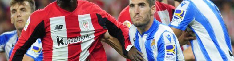Real Sociedad Athletic de Bilbao Pronostico 09/02/2020 1