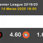 Aston Villa Chelsea Pronostico 14/03/2020 5