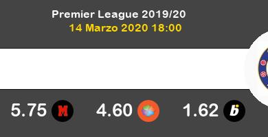 Aston Villa Chelsea Pronostico 14/03/2020 4