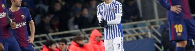 Barcelona Real Sociedad Pronostico 07/03/2020 1