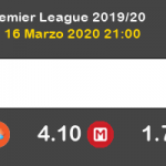 Everton Liverpool Pronostico 16/03/2020 1