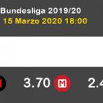 FC Augsburg Wolfsburgo Pronostico 15/03/2020 3