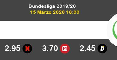 FC Augsburg Wolfsburgo Pronostico 15/03/2020 2