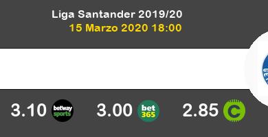 Granada CF Getafe Pronostico 15/03/2020 2