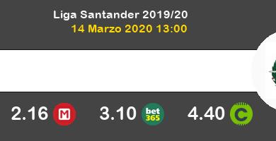 Leganés Real Valladolid Pronostico 14/03/2020 9