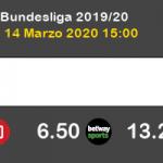 RB Leipzig SC Freiburg Pronostico 14/03/2020 5
