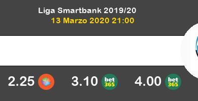 Racing de Santander Lugo Pronostico 13/03/2020 11