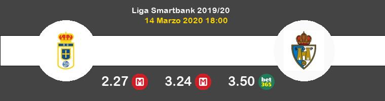 Real Oviedo Ponferradina Pronostico 14/03/2020 1
