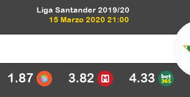 Sevilla Real Betis Pronostico 15/03/2020 1