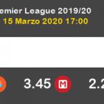 Tottenham Hotspur Manchester United Pronostico 15/03/2020 3