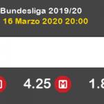 Werder Bremen Bayer Leverkusen Pronostico 16/03/2020 2