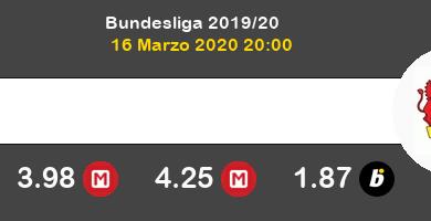 Werder Bremen Bayer Leverkusen Pronostico 16/03/2020 1