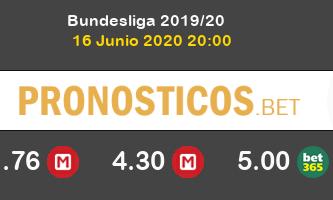 FC Union Berlin Paderborn Pronostico 16/06/2020 3