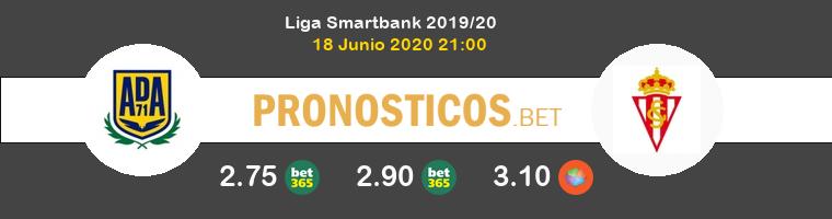 Alcorcón Real Sporting Pronostico 18/06/2020 1