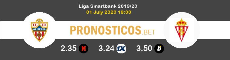 Almería Real Sporting Pronostico 01/07/2020 1