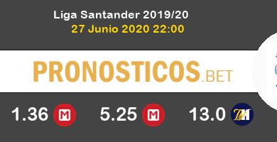 Atlético de Madrid Alavés Pronostico 27/06/2020 6