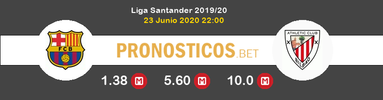 Barcelona Athletic Pronostico 23/06/2020 1