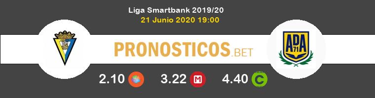 Cádiz Alcorcón Pronostico 21/06/2020 1
