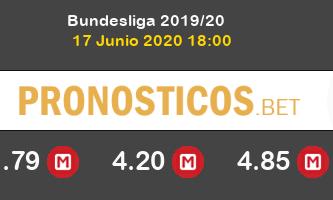 Eintracht Frankfurt Schalke 04 Pronostico 17/06/2020 2