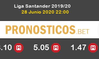 Espanyol Real Madrid Pronostico 28/06/2020 2