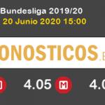 Fortuna Düsseldorf FC Augsburgo Pronostico 20/06/2020 7