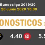 Hoffenheim FC Union Berlin Pronostico 20/06/2020 6
