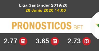 Levante Real Betis Pronostico 28/06/2020 5