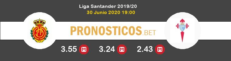Mallorca Celta Pronostico 30/06/2020 1