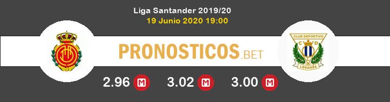 Mallorca Leganés Pronostico 19/06/2020 1
