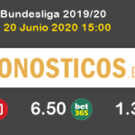 Paderborn Monchengladbach Pronostico 20/06/2020 4