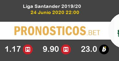 Real Madrid Mallorca Pronostico 24/06/2020 6