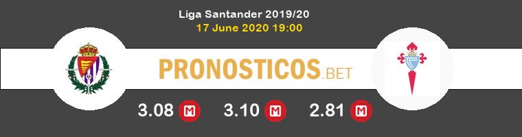Real Valladolid Celta Pronostico 17/06/2020 1