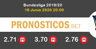 SC Freiburg Hertha Berlín Pronostico 16/06/2020 5