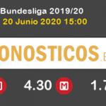 Schalke 04 Wolfsburg Pronostico 20/06/2020 5