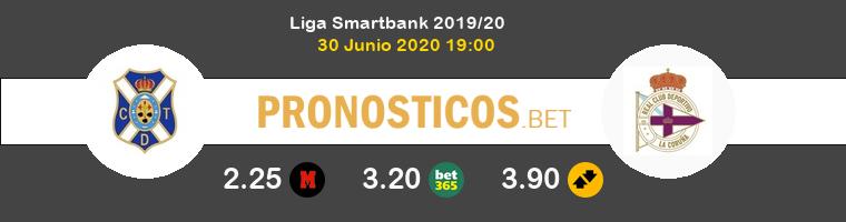 Tenerife Deportivo Pronostico 30/06/2020 1