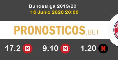 Werder Bremen Bayern Munchen Pronostico 16/06/2020 4