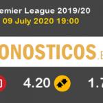 AFC Bournemouth Tottenham Hotspur Pronostico 09/07/2020 3