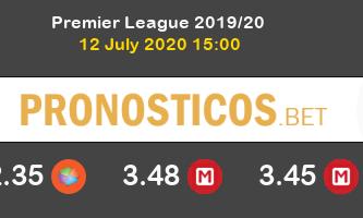 Aston Villa Crystal Palace Pronostico 12/07/2020 2