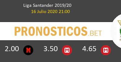 Athletic Leganés Pronostico 16/07/2020 9