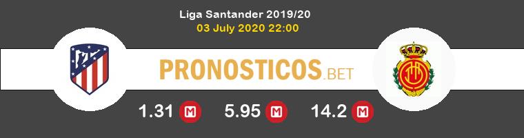 Atlético Mallorca Pronostico 03/07/2020 1