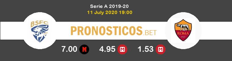 Brescia Roma Pronostico 11/07/2020 1
