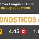 Brighton Liverpool Pronostico 08/07/2020 5