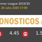 Crystal Palace Tottenham Hotspur Pronostico 26/07/2020 6