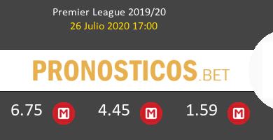 Crystal Palace Tottenham Hotspur Pronostico 26/07/2020 5