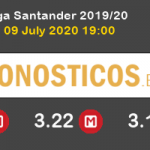 Eibar Leganés Pronostico 09/07/2020 5