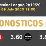 Everton Southampton Pronostico 09/07/2020 4