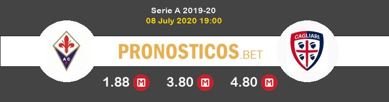 Fiorentina Cagliari Pronostico 08/07/2020 1